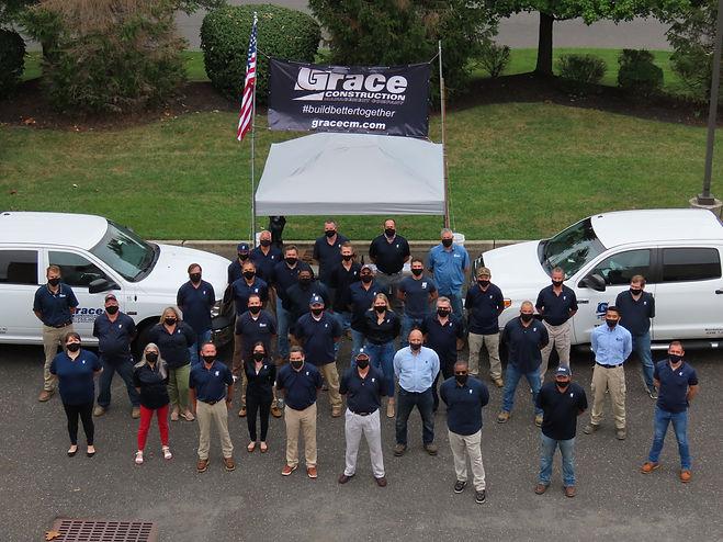 grace construction management team