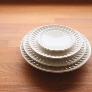 村山大介 鎬の皿