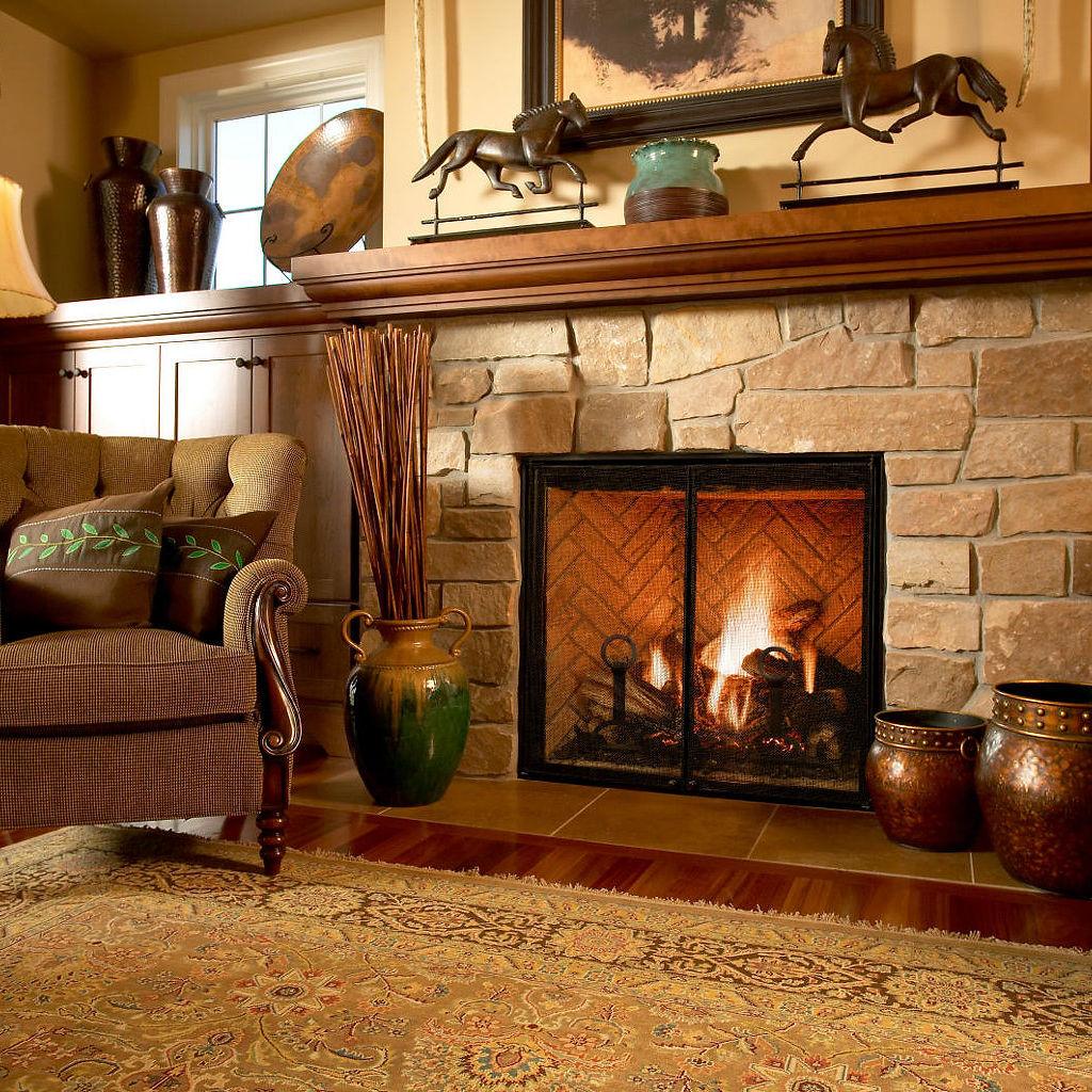 Sensational Mendota Gas Fireplaces Berkshire Hearth Home Beutiful Home Inspiration Truamahrainfo
