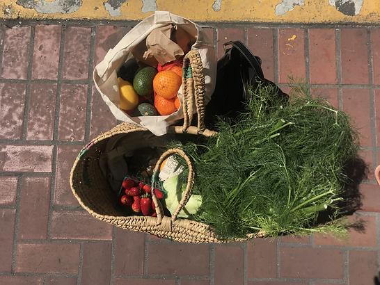 Napa Personal Chef - Farmers Market
