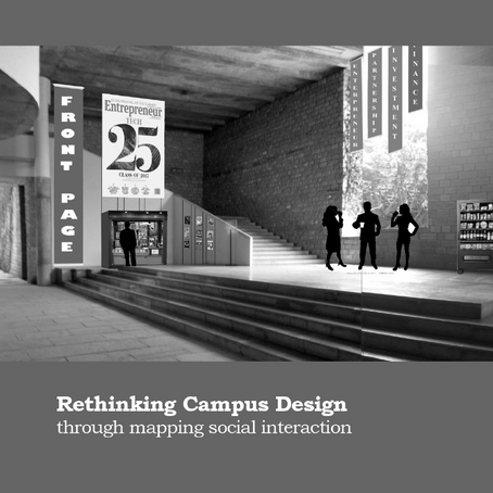 Rethinking campus design