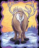 Animal Parade Reindeer Tail
