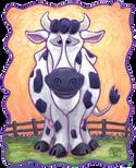 Animal Parade Cow Head