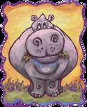 Animal Parade Hippo Head