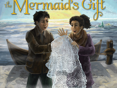 The Making of The Mermaid's Gift: My Illustration Process