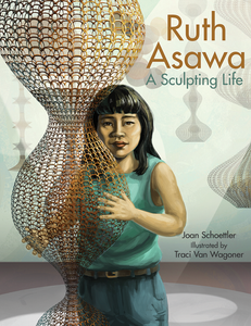 cover for Ruth Asawa Biography