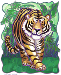 Animal Parade Tiger Head