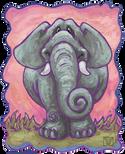 Animal Parade Elephant Head