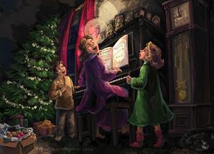 Christmas Sing Along by Traci Van Wagoner