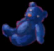 Blue Bear is my mascot