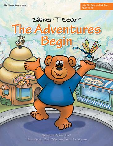 Booker T. Bear, The Adventures Begin
