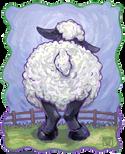 Animal Parade Sheep Tail