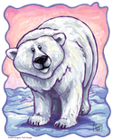 Animal Parade Polar Bear Head