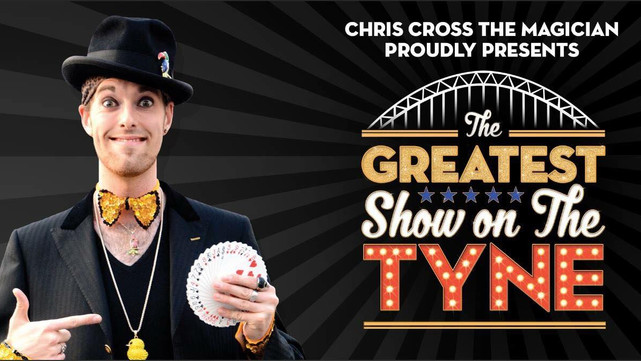 Roll up; roll up for The Greatest Show on The Tyne