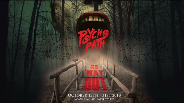 Psycho Path - If You Go Down To The Woods Tonight You're Sure Of A Big Surprise