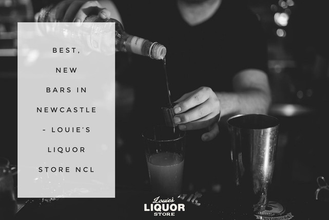 Best, new bars in Newcastle - Louie's Liquor Store NCL