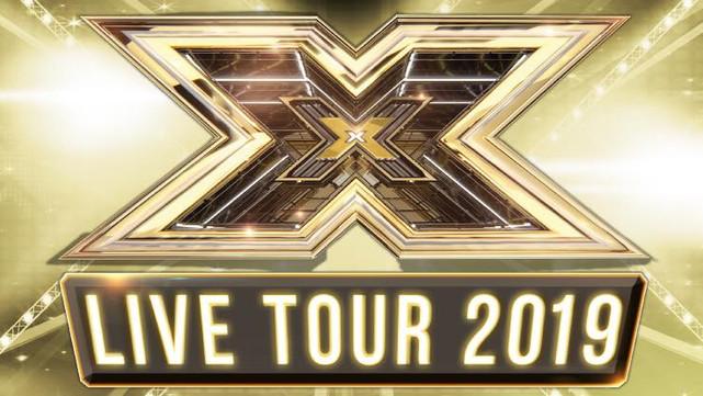 The X Factor Tour 2019 Press Night