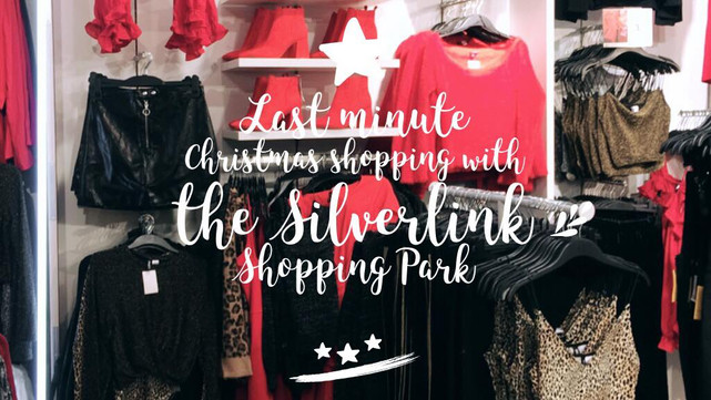 Last minute Christmas shopping with the Silverlink Shopping Park