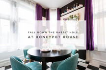 Fall Down The Rabbit Hole at Honeypot House