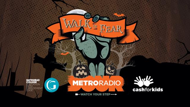 Metro Radio's Walk of Fear – Enter if you dare!