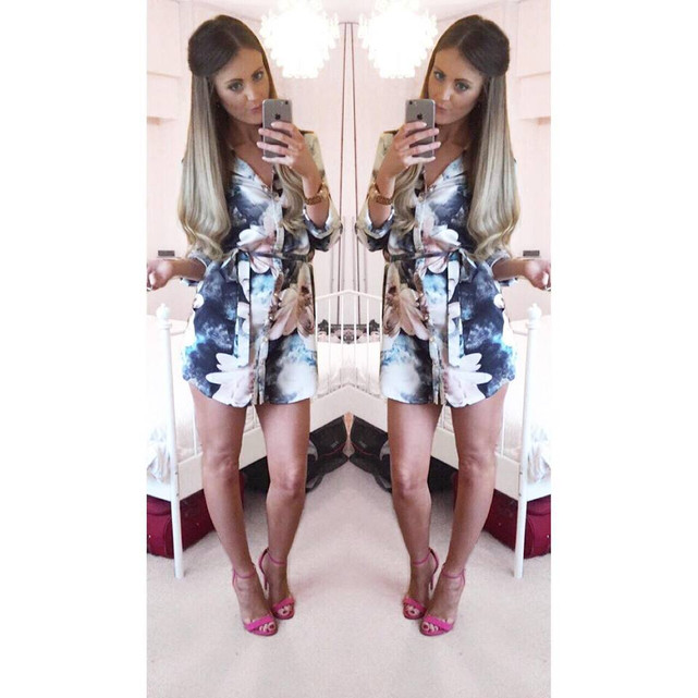 Flirty Florals at THEclothingEND