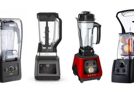 5 Best Heavy-Duty Commercial Smoothie Blenders UK (2020)