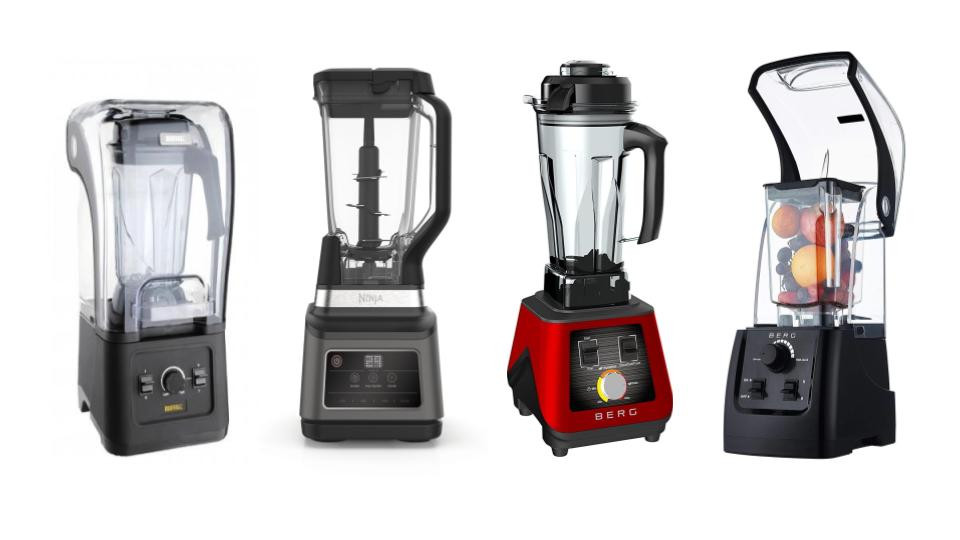 Heavy-Duty Commercial Smoothie Blenders UK