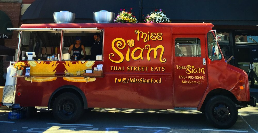 Food truck business ideas 2020 - Thai food truck