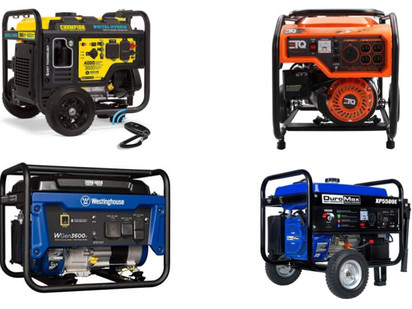 4 Best Natural Gas Portable Generators 2021