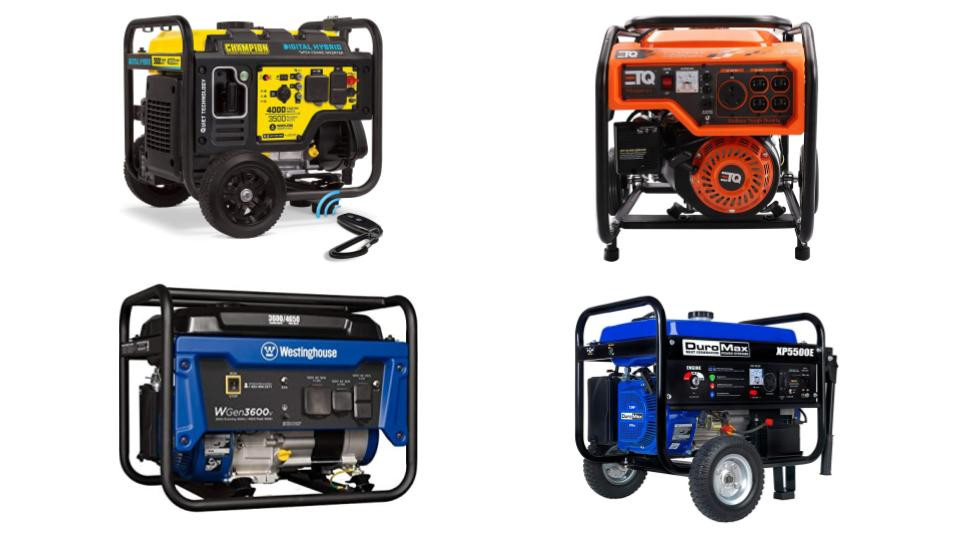 best propane powered generators
