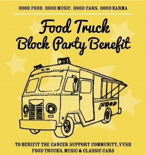 Food truck marketing ideas - Charity event