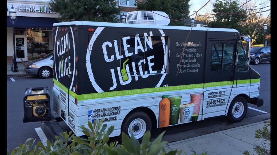 How to start a juice truck