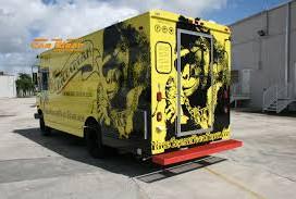 Food truck design ideas