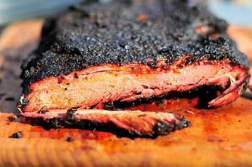 BBQ Food Truck Menu Ideas - Beef brisket