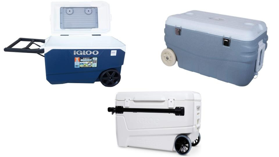 Best Large Cool Boxes on Wheels