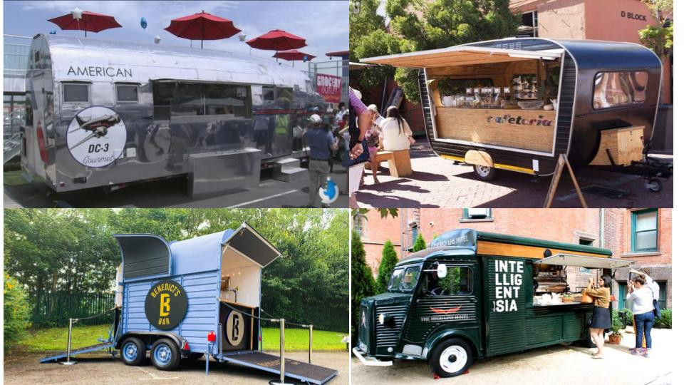 What Vehicles Are Used for Food Trucks?