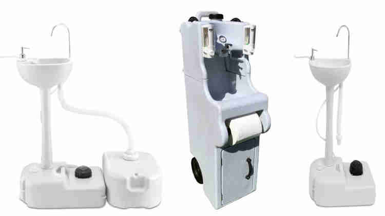 Best Portable Hand Wash Stations For Events 2020