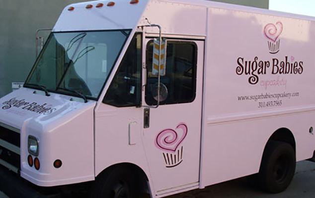 food truck custom wrap design
