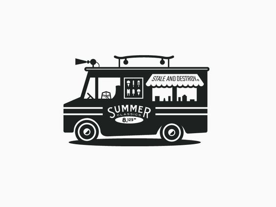 Food truck logo ideas