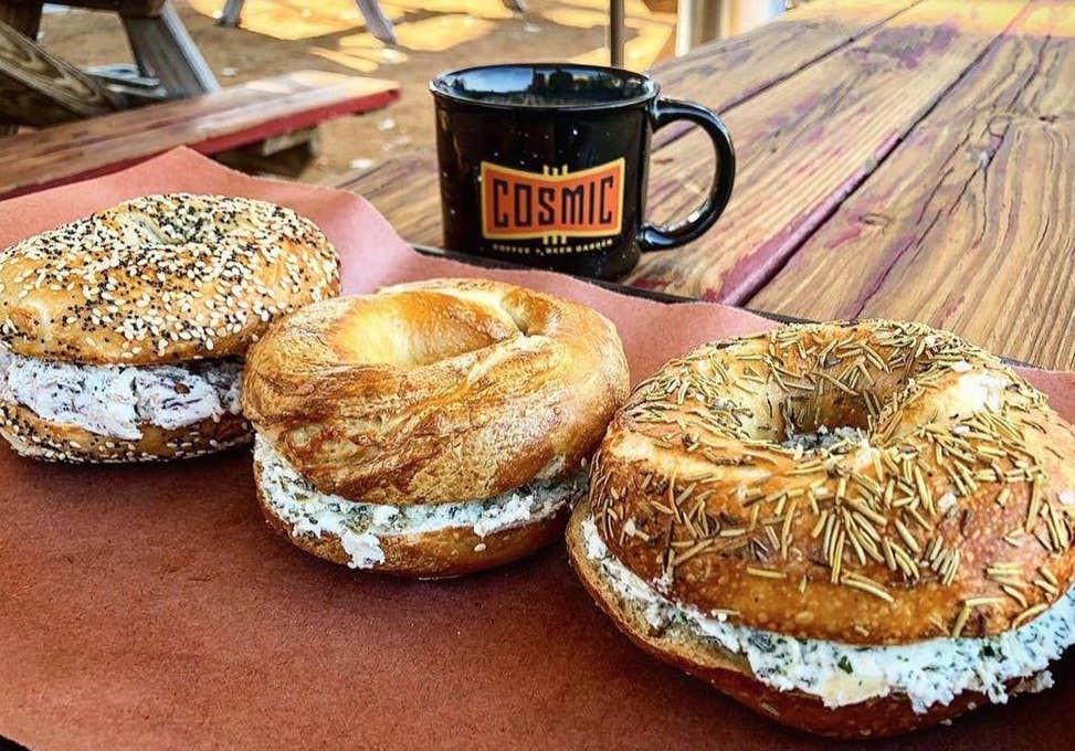Food truck breakfast menu ideas