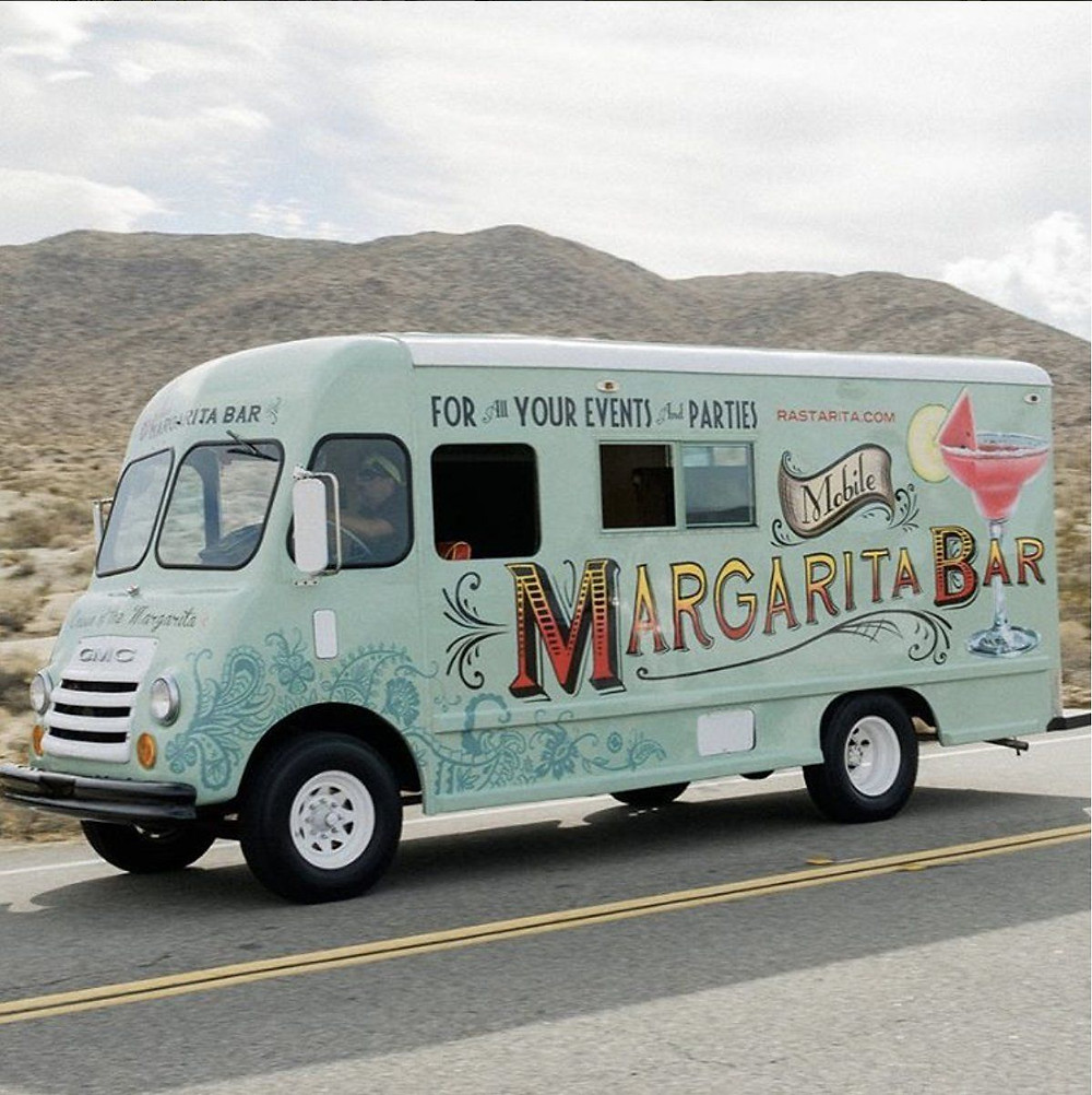 Mobile beer truck - Is it legal to sell alcohol from a food truck?