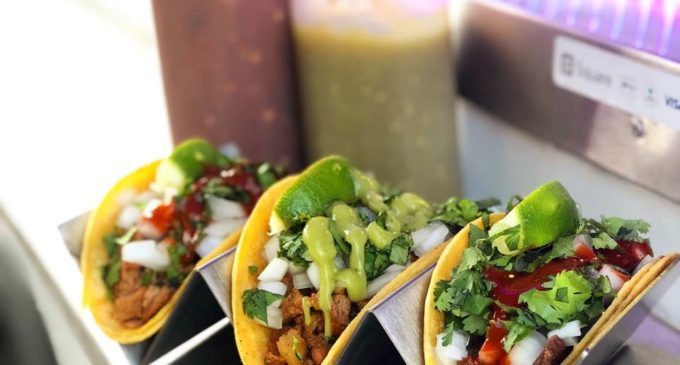 15 Inspiring Vegan Food Truck Menu Ideas - Vegan tacos