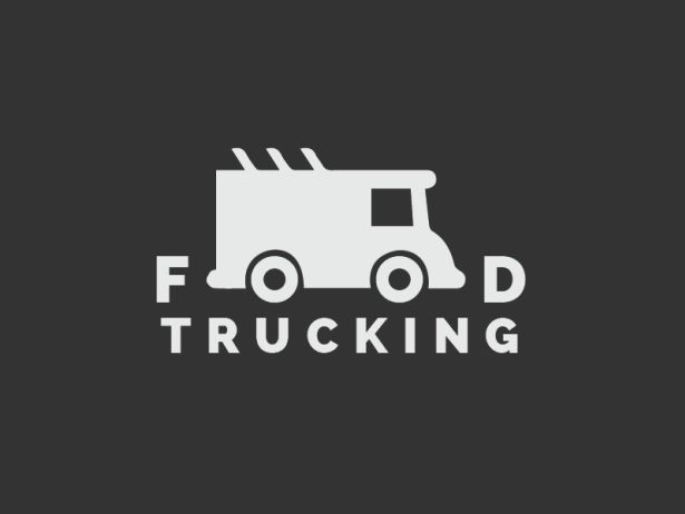 Food truck logo design ideas