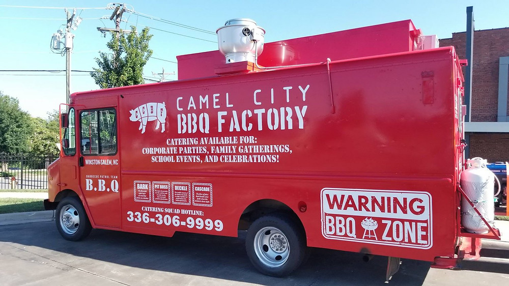 201 BBQ Food Truck Name Ideas