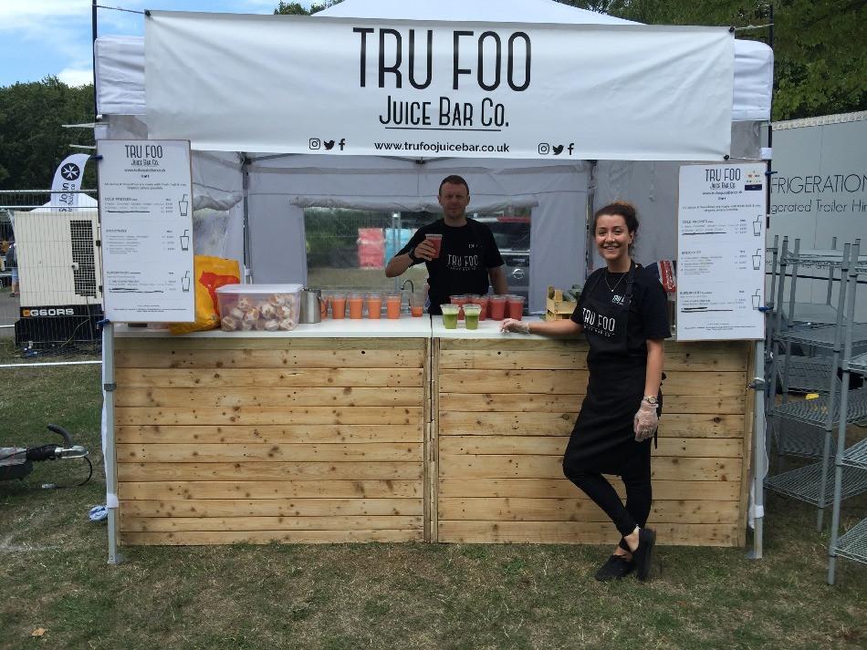 Tru Foo Juice Bar Co. - Mobile juice bar