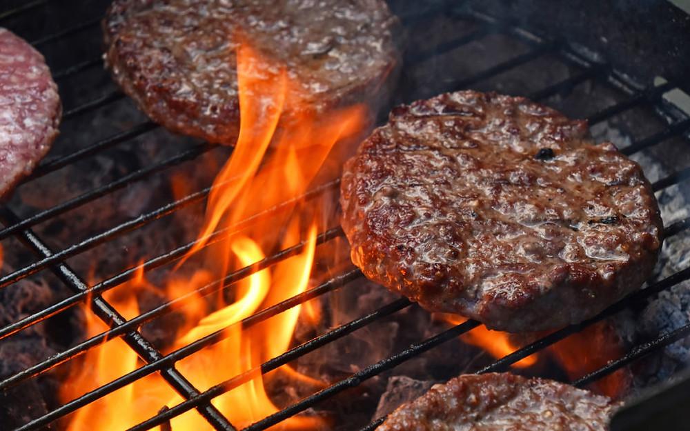 BBQ Food Truck Menu Ideas - burgers