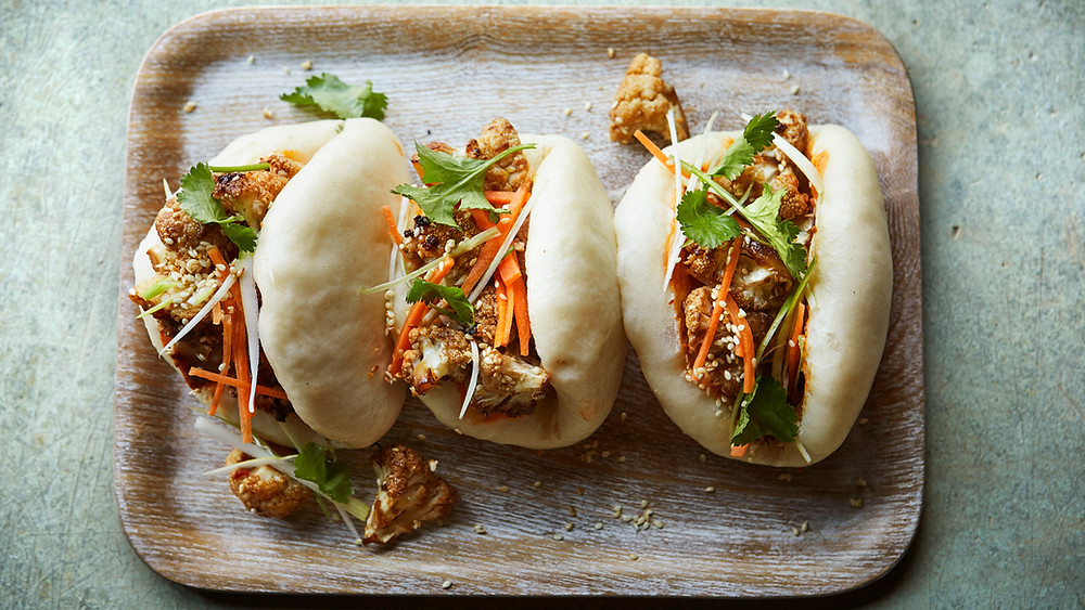 food truck menu ideas - bao buns