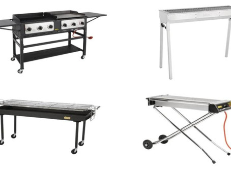 5 Best Commercial BBQ Grills (2020)