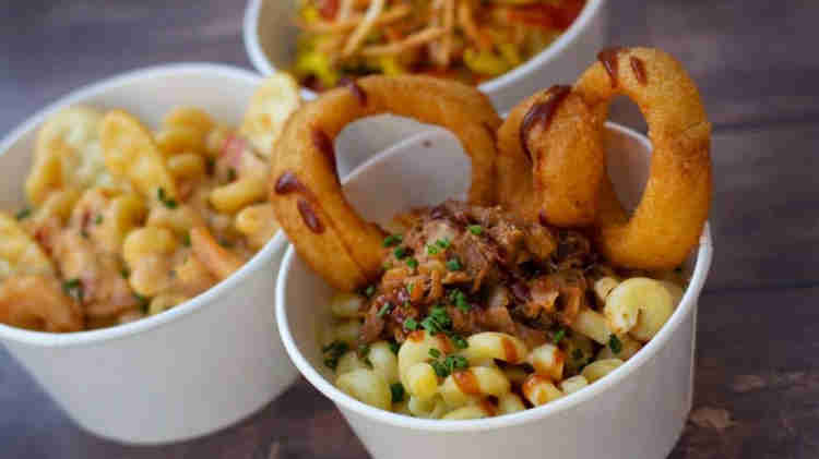 10 Most Profitable Food Truck Items - mac and cheese