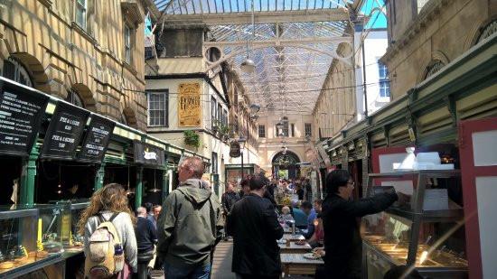 St Nicks Food Market, Bristol